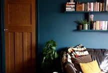 Rooms & Houses / Colours textures designs that inspire me