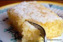 Tempting Yum Yums / Desserts  / by Sharon Reynolds