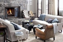Home Design Inspiration / Here's ideas that might inspire your next interior design. If you need more inspiration feel free to visit Arwood's Furniture where we display much of the furniture on our floor in complete room vignettes - including lighting and accessories.  / by Arwood's Furniture & Mattress