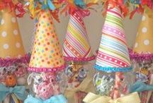 PARTY IDEA'S / by Stacey Wilkanoski
