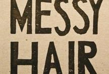 hair and beauty / by Abby Cousineau