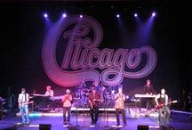 CHICAGO & MY FAVE BANDS / by Stacey Wilkanoski