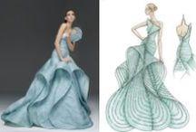 Dress Design / by Christine Montelongo