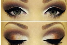 makeup styles / by Nonnie Hayes