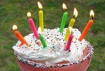 birthdays / by Stacey Wilkanoski