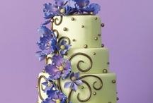 Wedding cakes by Fleur de Lisa Cakes / Fleur de Lisa Cakes Wedding cakes Serving Napa County, Sonoma County, Marin County and the San Francisco Bay Area (707) 544-5581 email: fleurdelisacakes@comcast.net