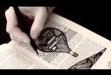 art integration - language arts / by makeme studio