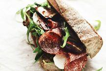 sandwish & tacos & hotdogs & etc / by Joy Lee