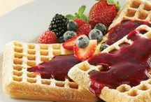 Wonderful Waffles and Toppings / by Vitamix