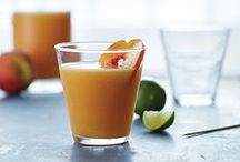 Drinks / From Fuzzy Navels to Brandy Alexanders, these drink recipes will be sure to hit the spot!