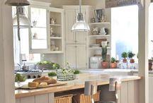 Kitchen redux / by Melissa Ford