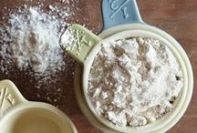Breads and Dough Recipes / by Vitamix