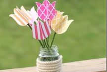 Springtime Eats and Crafty Treats / Bright, flavorful and playful springtime recipes and DIY crafts. / by Vitamix