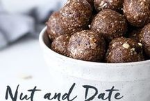 Snacks / Satiating snack recipes created with a Vitamix