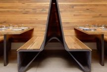 booth seating / by Joy Lee