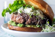 Burger / by Joy Lee