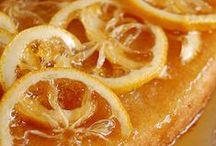 When Life Gives You LEMONS... / Lemon recipes