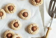 Cookie Recipes / A healthier version of classic holiday cookie recipes.