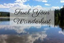 Fuel Your Wanderlust / Fuel your wanderlust with all the best travel inspiration from around the web!