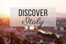 Discover Italy / Discovering the best of Italy travel with things to do, places to visit, and more!