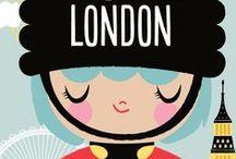 London Love / by Kylie-Ann