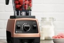 Vitamix Blenders / With a Vitamix high-performance blender you'll be able to chop, blend, cream, purée, and more. / by Vitamix