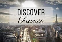Discover France / Discovering the best of France travel with things to do, places to visit, and more!