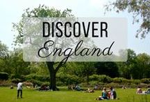 Discover England / Discovering the best of England travel with things to do, places to visit, and more!