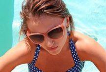 Sunnies & Swim / The best summertime duo
