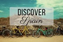 Discover Spain / Discovering the best of Spain travel with things to do, places to visit, and more!