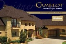 Camelot / Uncompromising performance and timeless beauty at a fraction of the cost of expensive slate or wood shakes.