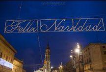 Días de Navidad en Zaragoza / Fue un viaje relampago, frio y lluvia, pero dio para mucho, espero les guste.