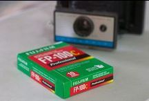 SAVE FUJI FP 100c film ~ inspirational images shot on this exquisite film / A collection of images that inspire me .