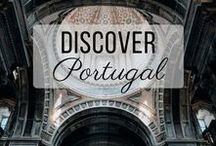 Discover Portugal / Discovering the best of Portugal travel with things to do, places to visit, and more!