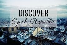 Discover Czech Republic / Discovering the best of Czech Republic travel with things to do, places to visit, and more!