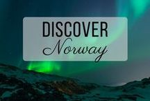 Discover Norway / Discovering the best of Norway travel with things to do, places to visit, and more!