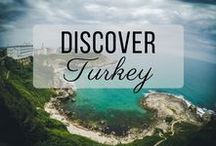Discover Turkey / Discovering the best of Turkey travel with things to do, places to visit, and more!