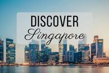Discover Singapore / Discovering the best of Singapore travel with things to do, places to visit, and more!