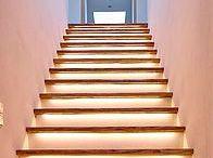 Treppe aus Altholz Eiche / Treppen