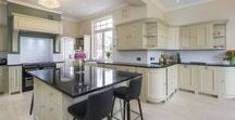 Kitchen Inspiration / Kitchens are much more than functional cooking spaces. Enjoy our selection of some of the best...