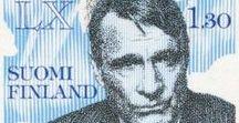 Suomalaisia postimerkkejä / Finnish stamps