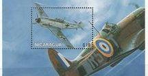 Ilmailuaiheiset postimerkit