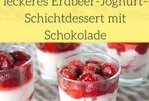 Desserts und Hauptspeisen / Süße Hauptspeisen, Nachtisch