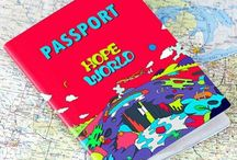 Hope world  / Holy (album) trinity is complete.