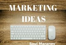 Online Marketing Ideas / How to grow your online business. PLUS TIPS ON: how to make money online, make money online, online marketing, digital marketing, affiliate marketing, social media marketing, internet marketing, email marketing, digital marketing, e marketing, web marketing, Saul Maraney