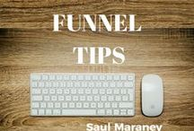Sales Funnel Tips / How to grow your online business using Sales Funnels. PLUS TIPS ON: how to make money online, make money online, online marketing, digital marketing, affiliate marketing, social media marketing, internet marketing, email marketing, digital marketing, e marketing, web marketing, Saul Maraney