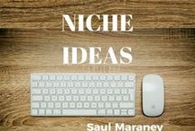 Profitable Niche Ideas / How to grow your online business by choosing the correct Niche. PLUS TIPS ON: how to make money online, make money online, online marketing, digital marketing, affiliate marketing, social media marketing, internet marketing, email marketing, digital marketing, e marketing, web marketing, Saul Maraney