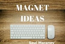 Lead Magnet Ideas / How to grow your online business using Lead Magnets. PLUS TIPS ON: how to make money online, make money online, online marketing, digital marketing, affiliate marketing, social media marketing, internet marketing, email marketing, digital marketing, e marketing, web marketing, Saul Maraney