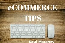 eCommerce Tips / How to grow your online business with ecommerce. PLUS TIPS ON: how to make money online, make money online, online marketing, digital marketing, affiliate marketing, social media marketing, internet marketing, email marketing, digital marketing, e marketing, web marketing, Saul Maraney