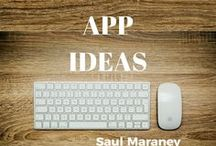 App Ideas / How to grow your online business with Apps. PLUS TIPS ON: how to make money online, make money online, online marketing, digital marketing, affiliate marketing, social media marketing, internet marketing, email marketing, digital marketing, e marketing, web marketing, Saul Maraney